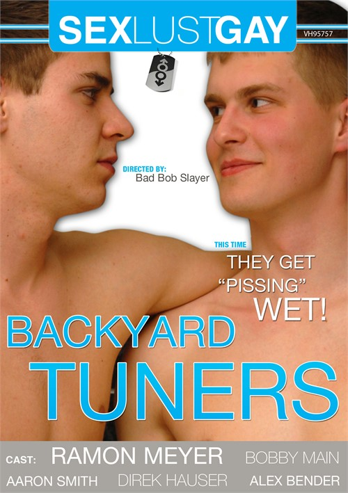 Backyard Tuners Boxcover