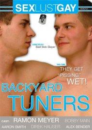Backyard Tuners Porn Video