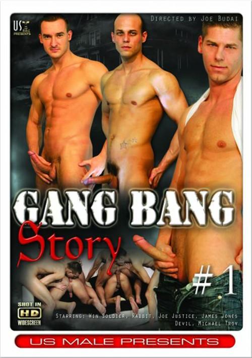 Gang Bang Story #1 Boxcover