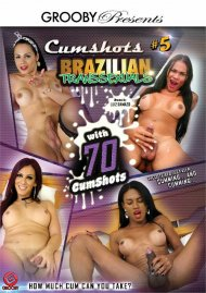 Cumshots #5: Brazilian Transsexuals Movie