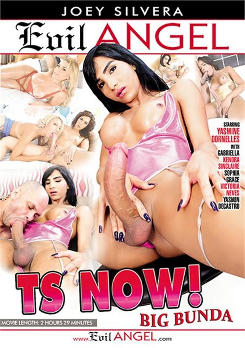 Sophia Grace and more stars in TS Now! Big Bunda DVD porn movie.