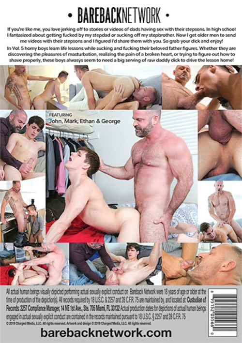 Family Dick 05 Cover Back