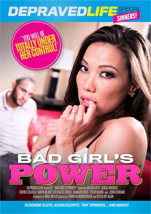 Bad Girl's Power Steven St. Croix Craven Moorehead Tyler Nixon