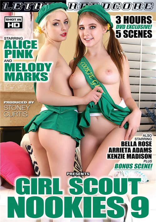 Girl Scout Nookies 9 Boxcover