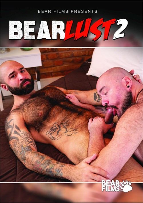 Bear Lust 2 Boxcover