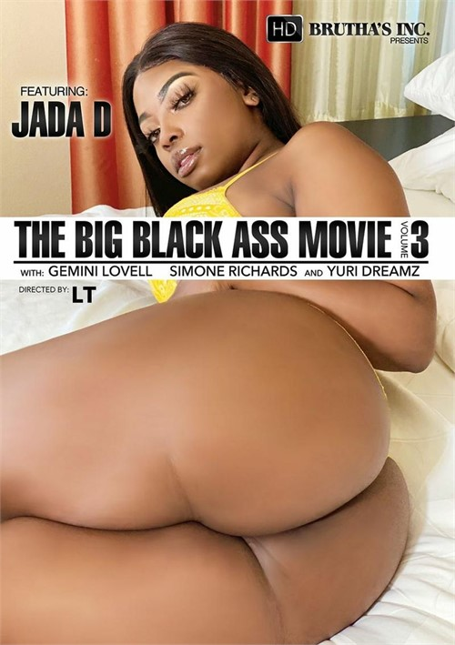 Big Black Ass Movie Vol. 3, The Boxcover