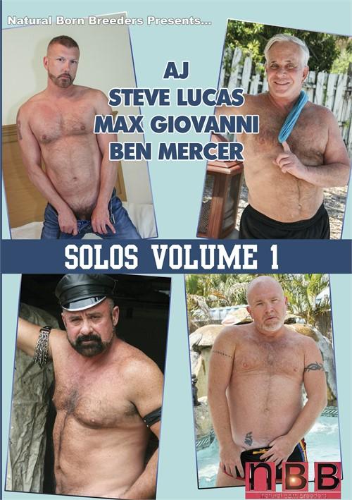 Solos Volume 1: Natural Born Breeders Boxcover