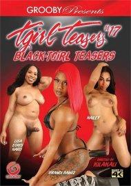TGirl Teasers #17: Black-TGirl Teasers