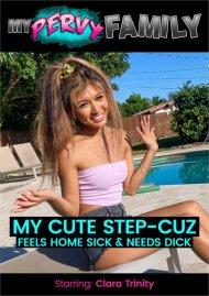 My Cute Step-Cuz Feels Home Sick & Needs Dick image