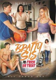 Bratty Sis Vol. 10: Trick or Treat Porn Movie