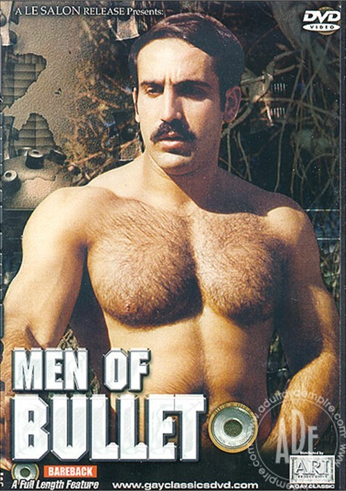 Men of Bullet Boxcover