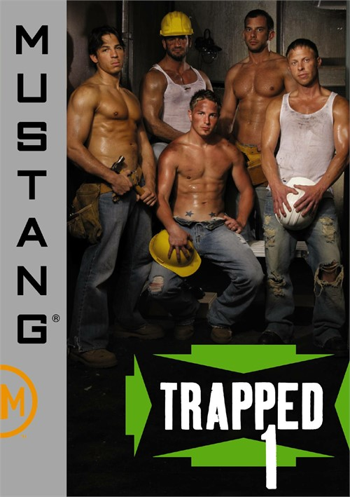 Trapped 1 Cover Front