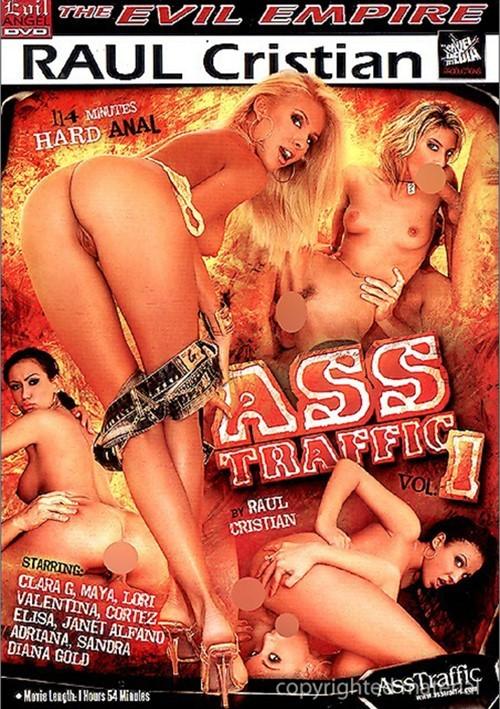 Ass Traffic Vol. 1