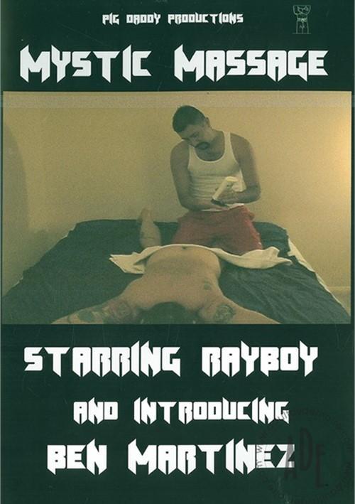 Mystic Massage Boxcover