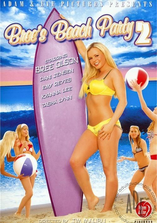Outlet-Store begehrteste Mode kostengünstig Bree's Beach Party 2 (2009) | Adult DVD Empire