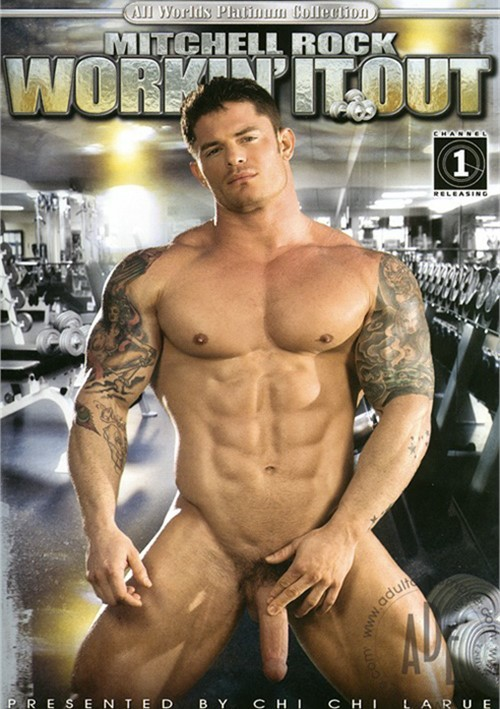 Mitchell Rock Workin' It Out Boxcover