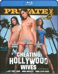 Cheating Hollywood Wives Blu-ray Movie