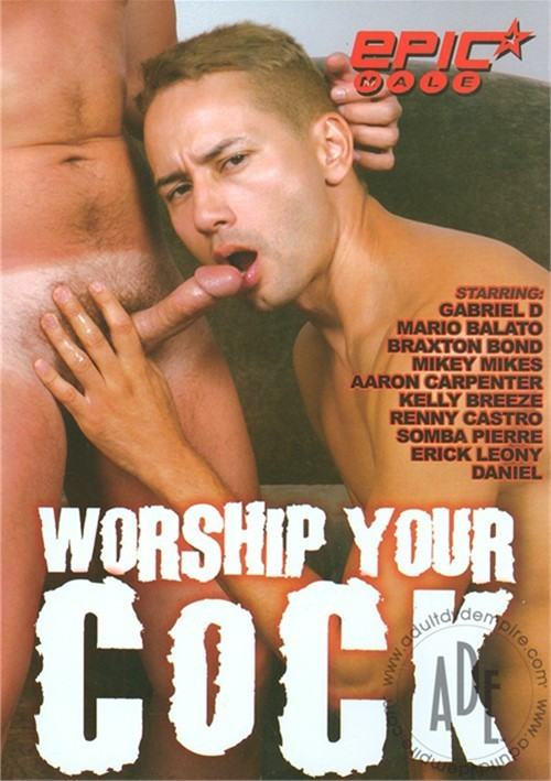 Worship Your Cock Boxcover