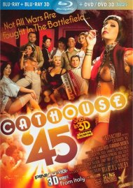 Cathouse 45 (2D Version) Porn Video