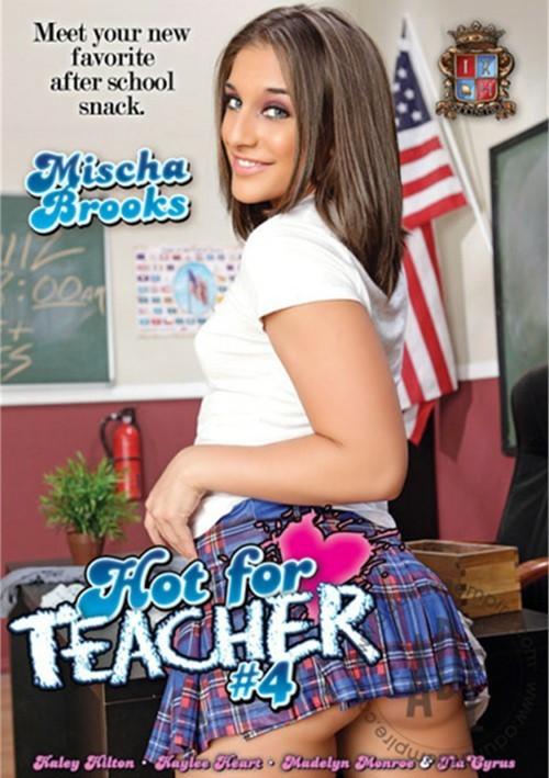 Hot For Teacher 4
