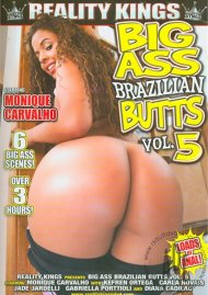 Big Ass Brazilian Butts Vol. 5