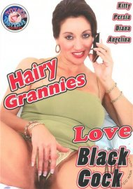 Hairy Grannies Love Black Cock Porn Video
