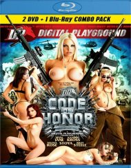 Code Of Honor (DVD + Blu-ray Combo) Blu-ray Movie