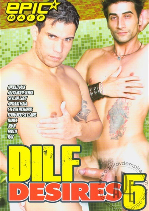 DILF Desires 5 Boxcover