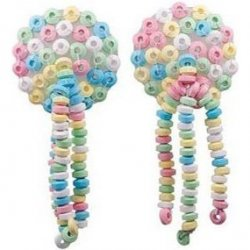 Tasty and Titillating Candy Nipple Tassels