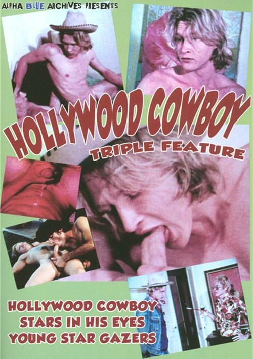 Hollywood Cowboy Triple Feature Boxcover