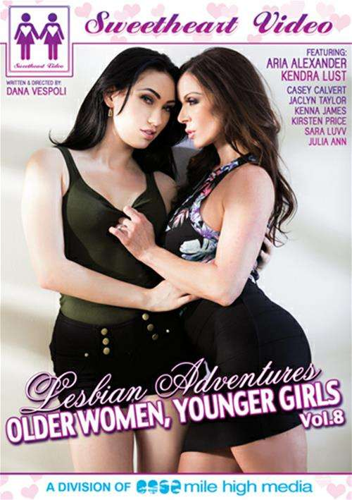 Lesbian Adventures: Older Women Younger Girls Vol. 8