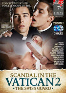 Scandal In The Vatican 2 Gay Porn Movie
