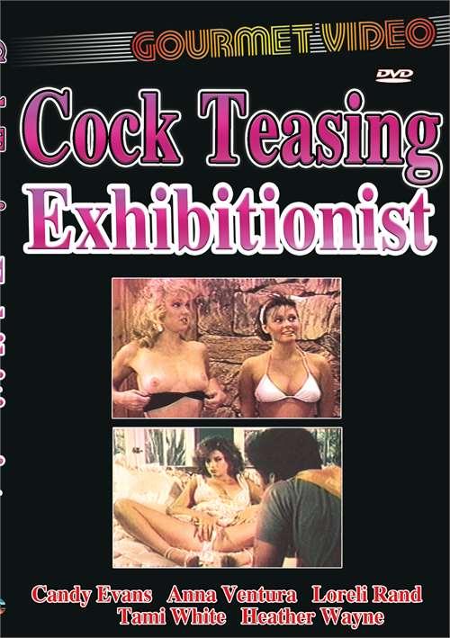 Cock Teasing Exhibitionist