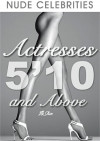 Actresses 5'10 and Above Boxcover