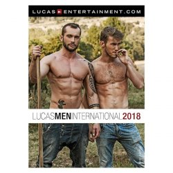 Lucas Men International 2018 Calendar Sex Toy