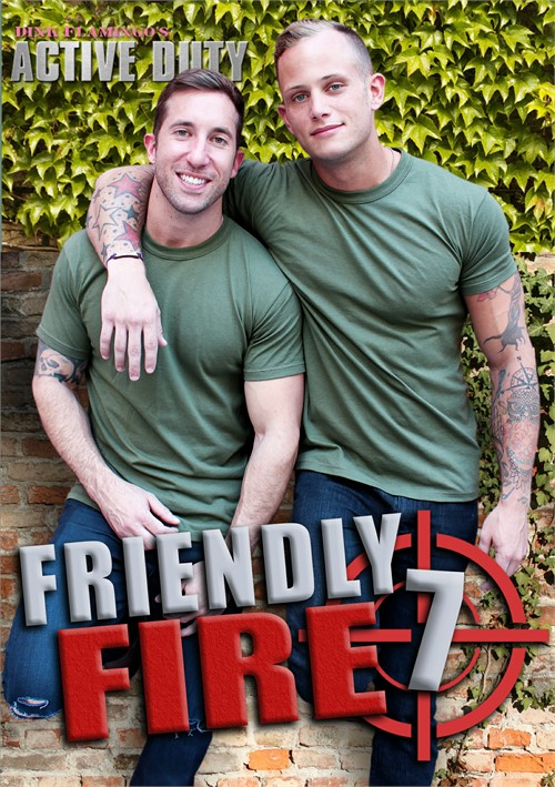 Friendly Fire 7 Boxcover