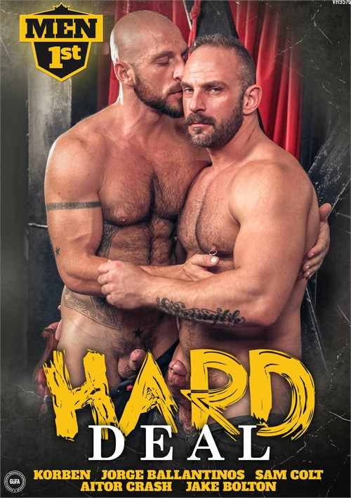 Hard Deal Boxcover