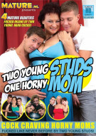 Two Young Studs One Horny Mom Porn Movie