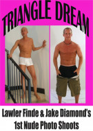Lawler Finde & Jack Spade's 1st Nude Photo Shoot Porn Video