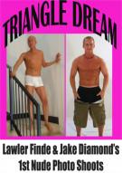Lawler Finde & Jack Spade's 1st Nude Photo Shoot Porn Video