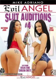 Slut Auditions #4 Porn Movie