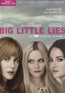 Big Little Lies: Complete First Season  (DVD + UltraViolet) Movie