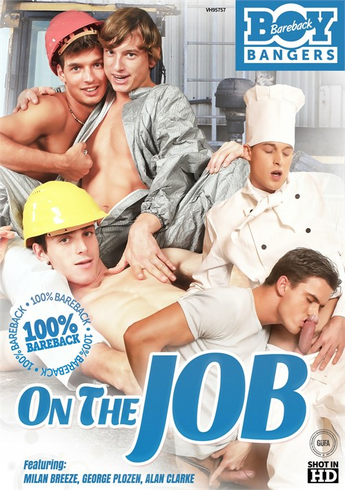 On the Job Boxcover