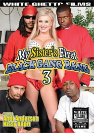 Buy My Sister's First Black Gang Bang 3