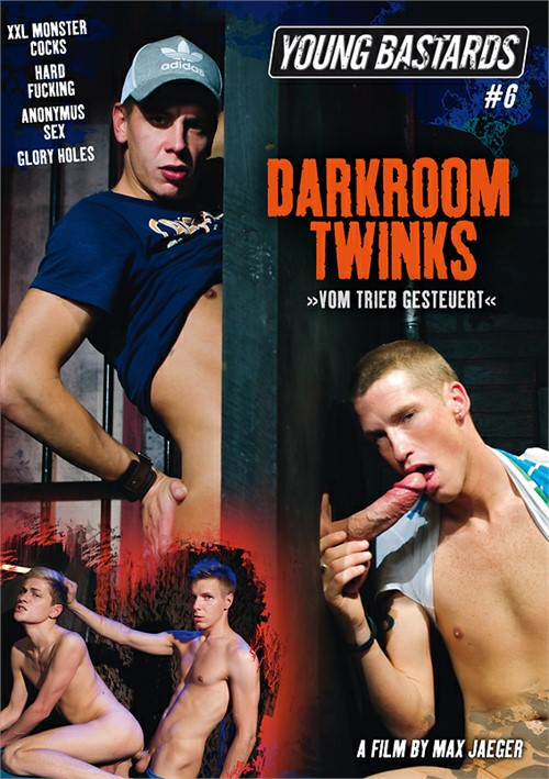 Young Bastards 06 Darkroom Twinks Cover Front