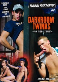 Darkroom Twinks HD gay porn streaming video from Young Bastards.