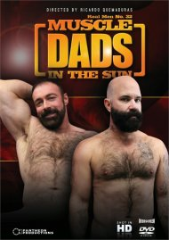Muscle Dads in the Sun HD gay porn streaming video from Pantheon Productions.