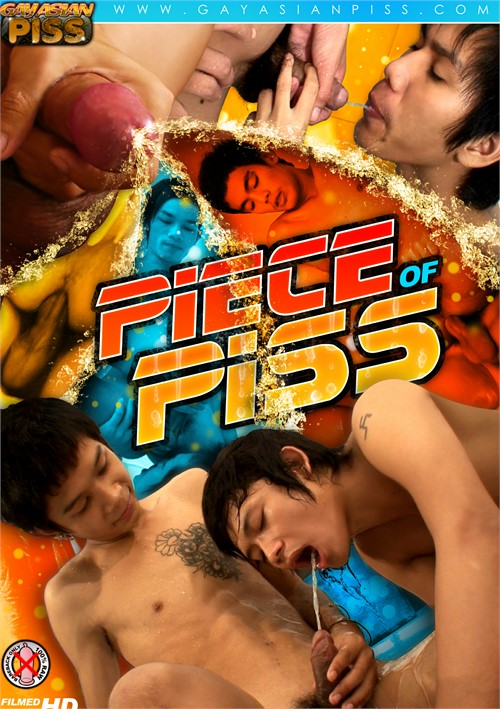 Piece of Piss Boxcover