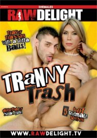 Tranny Trash  Porn Video