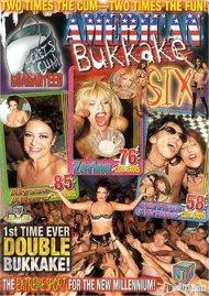 American Bukkake 6 Porn Video